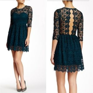 Summer cocktail  Lace Dress